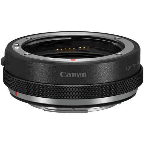 【納期約1~2週間】【お一人様1台限り】Canon キヤノン コントロールリングマウントアダプター EF-EOS R