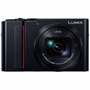 【納期約2週間】Panasonic パナソニック DC-TX2-K コンパクトデジタルカメラ LUMIX(ルミックス) ブラック DCTX2K