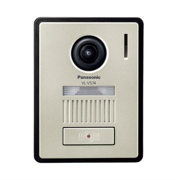 【納期約1~2週間】Panasonic パナソニック VL-V574L-N 増設用カラーカメラ玄関子機 VLV574LN