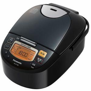 【納期約2週間】SR-FC108-K Panasonic パナソニック IH炊飯器 5.5合炊き ステンレスブラック SRFC108K