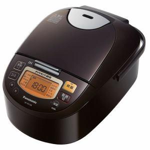 【納期約2週間】SR-FD108-T Panasonic パナソニック IH炊飯器 5.5合炊き ブラウン SRFD108T