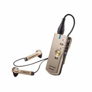 【納期約1ヶ月以上】Pioneer パイオニア VMR-M750(N) ボイスモニタリングレシーバー 集音器 フェミミ VMRM750N