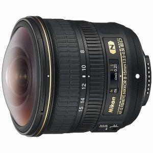 【納期約7~10日】【お一人様1台限り】Nikon ニコン AFS8-15E 交換用レンズ AF-S Fisheye NIKKOR 8-15mm F3.5-4.5E ED AFS8-15E