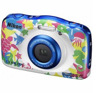 【納期約4週間】Nikon ニコン W100MR コンパクトデジタルカメラ COOLPIX マリン