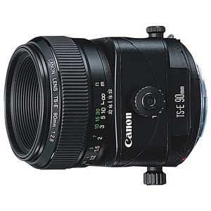 【納期約3週間】【お一人様1台限り】【代引き不可】Canon キヤノン 【代引き不可】Canon キヤノン 交換式レンズ TS-E90/F2.8
