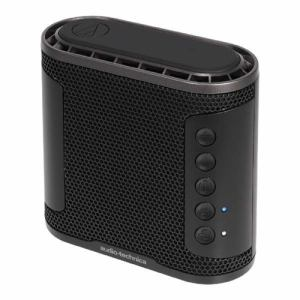【2018年8月3日発売予定】オーディオテクニカ AT-SBS50BTBK Bluetooth対応ワイヤレススピーカー ブラック ATSBS50BTBK