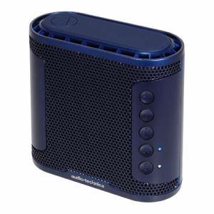 【2018年8月3日発売予定】オーディオテクニカ AT-SBS50BTBL Bluetooth対応ワイヤレススピーカー ブルー ATSBS50BTBL