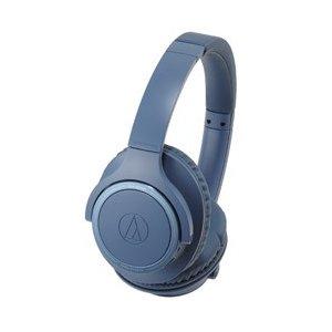 【納期約1~2週間】audio-technica オーディオテクニカ ATH-SR30BT-BL Bluetooth対応 ダイナミック密閉型ヘッドホン(ブルー) ATHSR30BTBL