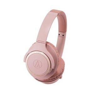 【納期約1~2週間】audio-technica オーディオテクニカ ATH-SR30BT-PK Bluetooth対応 ダイナミック密閉型ヘッドホン(ピンク) ATHSR30BTPK