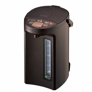 【納期約7~10日】ZOJIRUSHI 象印 CV-GB40-TA マイコン沸とうVE電気まほうびん 4.0L BRAUN ブラウン CVGB40