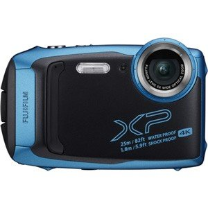 【納期約7~10日】【お一人様1台限り】富士フイルム FFX-XP140SB デジタルカメラ FinePix XP140 スカイブルー FFXXP140SB
