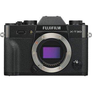 ★★【納期約7~10日】【お一人様1台限り】FUJIFILM 富士フイルム FX-T30-B ミラーレス一眼カメラ X-T30 ブラック FXT30B