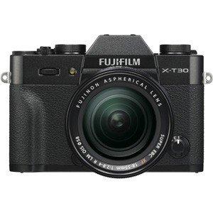 【納期約3週間】【お一人様1台限り】FUJIFILM 富士フイルム FX-T30LK-B ミラーレス一眼カメラ X-T30 XF18-55mmレンズキット ブラック FXT30LKB