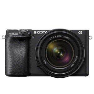 【納期約4週間】【お一人様1台限り】【代引不可】SONY ソニー ILCE-6400M-B ミラーレス一眼カメラ「α6400」高倍率ズームレンズキット ILCE6400MB