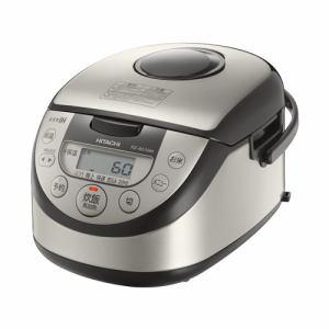 【納期約7~10日】HITACHI 日立 RZ-BS10M IH炊飯器  5.5合 シルバー RZBS10M