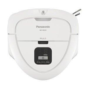 【納期約2週間】Panasonic パナソニック MC-RSC10-W ロボット掃除機 ホワイト ルーロ ミニ MCRSC10W