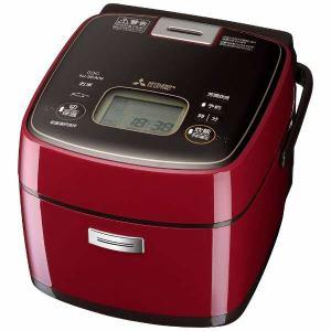 【納期約1~2週間】MITSUBISHI 三菱 NJSEA06-R IHジャー炊飯器 3.5合炊き ミラノレッド NJSEA06 R
