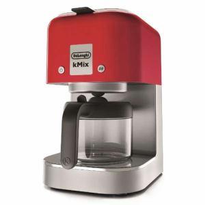 【納期約1~2週間】デロンギ COX750J-RD ケーミックスドリップコーヒーメーカー スパイシーレッド COX750JRD