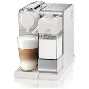 【納期約1~2週間】ネスレネスプレッソ F521SI カプセル式コーヒーメーカー 「ラティシマ・タッチ プラス」 シルバー 1杯 F521 SI