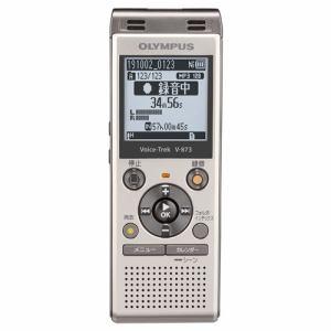 納期約2週間 V-873 OLYMPUS オリンパス GLD V873 Voice-Trek ICレコーダー 選択 新色 ゴールド