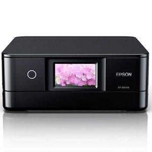 【納期約1~2週間】EPSON エプソン EP-882AB A4対応カラーインクジェット複合機 ブラック Colorio カラリオ EP882AB