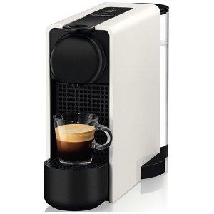 【納期約2週間】★★Nespresso ネスプレッソコーヒーメーカー オフホワイト エッセンサプラス C45WH