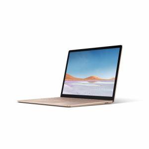 【お一人様1台限り】★★【納期約4週間】【代引き不可】Microsoft マイクロソフト VGS-00064 ノートパソコン Surface Laptop 3 13.5インチ サンドストーン VGS00064
