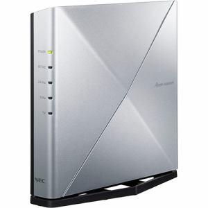 ◆【在庫あり翌営業日発送OK F-1】【お一人様1台限り】NEC PA-WX6000HP Aterm Wi-Fiホームルータ プレミアムモデル Wi-Fi6(11ax)対応 PAWX6000HP