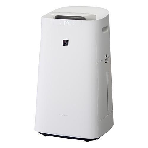 【納期約7~10日】SHARP シャープ KI-L75YX-W(ホワイト) 加湿空気清浄機 空気清浄34畳/加湿24畳 KIL75YXW