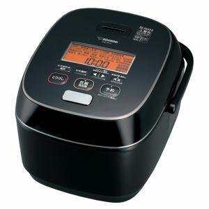 【納期約7~10日】ZOJIRUSHI 象印 NW-JW18-BA 圧力IH炊飯ジャー 1.0升炊き ブラック NWJW18BA
