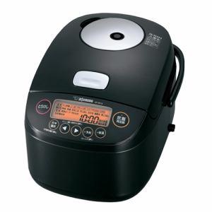 【納期約7~10日】ZOJIRUSHI 象印 NP-BK18-BA 圧力IH炊飯ジャー 1.0升炊き ブラック NPBK18BA