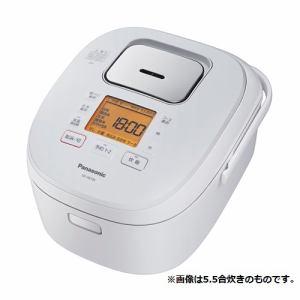 【納期約3週間】Panasonic パナソニック SR-HB180-W IH炊飯器 ダイヤモンド銅釜 1升炊き ホワイト SRHB180