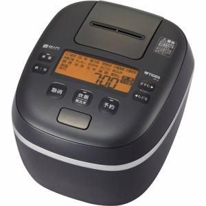 【納期約7~10日】TIGER タイガー JPI-A100 KO 圧力IH炊飯器 炊きたて ご泡火炊き(ごほうびだき) 5.5合炊き オフブラック JPIA100