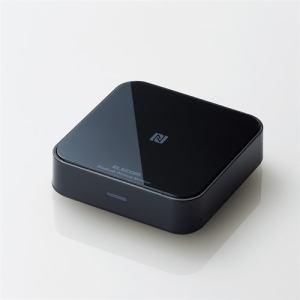 納期約7~10日 ELECOM エレコム LBT-AVWAR501BK 売買 ブラック Bluetoothオーディオレシーバー LBTAVWAR501BK 日時指定