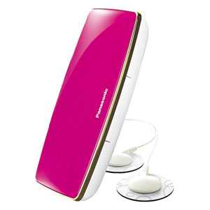 【納期約1ヶ月以上】EW-NA25-VP ビビッドピンク [Panasonic パナソニック] 全身用 低周波治療器ポケットリフレ EWNA25VP