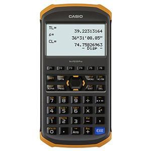 【納期約7~10日】fx-FD10 Pro 【送料無料】[CASIO カシオ] 土木測量専業電卓 fxfd10pro