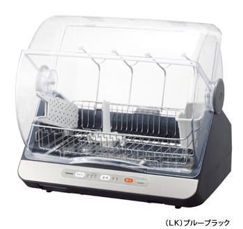 【納期約7~10日】【送料無料】VD-B15S(LK) ブルーブラック [TOSHIBA 東芝] 食器乾燥器 容量 6人用 マイコンタイプ【VDB15S】