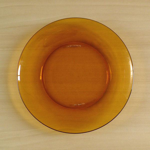 DURALEX (duralex) Amber plate 19 cm 6 pieces & All-zakka | Rakuten Global Market: DURALEX (duralex) Amber plate 19 ...