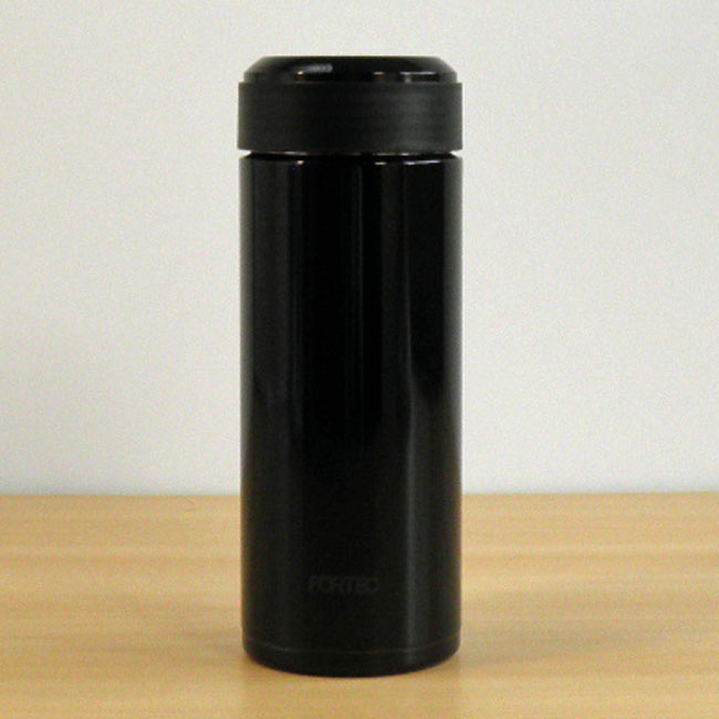 Stainless steel マグボトル 600 ml red and black insulated, warm OK! And high-capacity 600 ml fs3gm10P28oct13