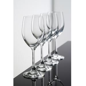 SALE 北欧のシンプルなテーブルウェア aida atelier 白ワイングラス アイーダ 4個セット アトリエ在庫限り売り切り終了につき値下げしています ボックス入り 特価 340ml 至高