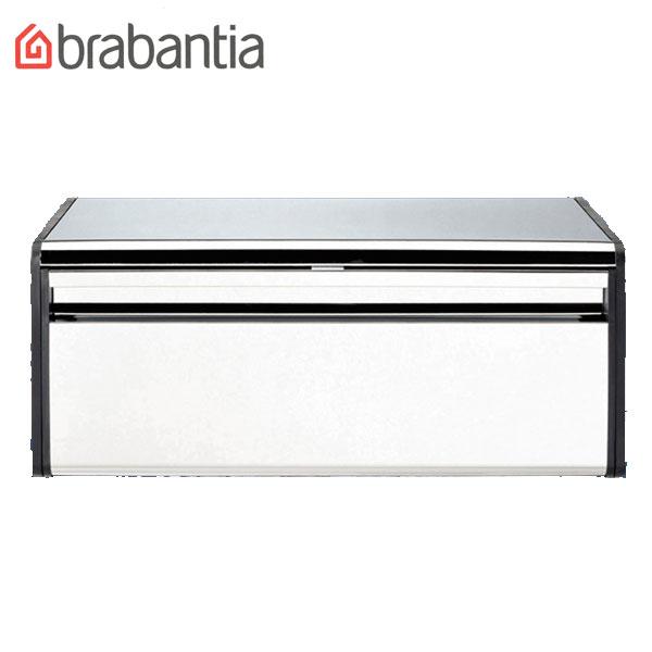 brabantia(ブラバンシア) ブレッドビン フォールフロント クロームブレッドケース パンケース