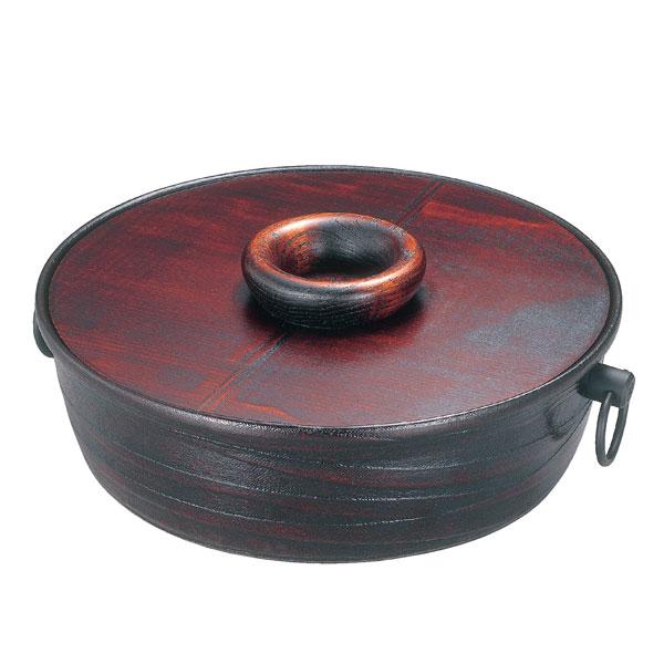 フジノス219381うるし鍋JAPANうるし鍋JAPAN 30cm