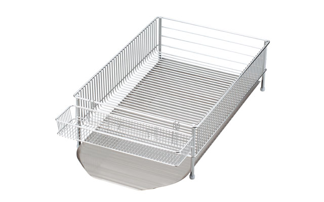 La base (reverse) NEW Dish drainer basket 3 points set large (next to every other type) DLM-8563
