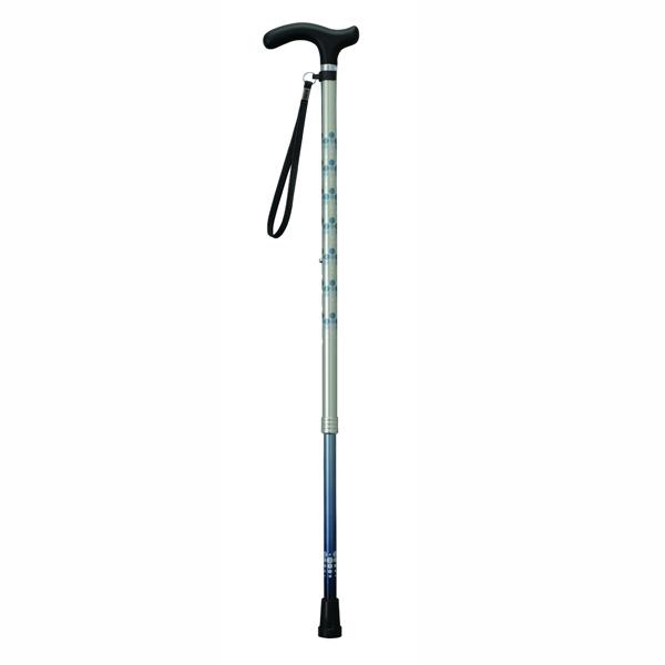 幸和製作所 TacaoF(テイコブ)テイコブ伸縮ステッキEP06 ドットマスカット 伸縮杖