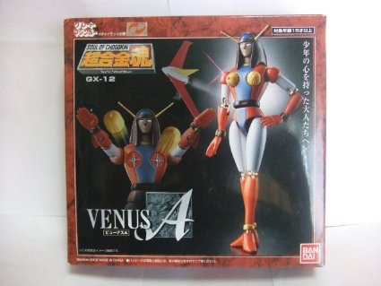 バンダイ 超合金魂 GX-12 ビューナスA