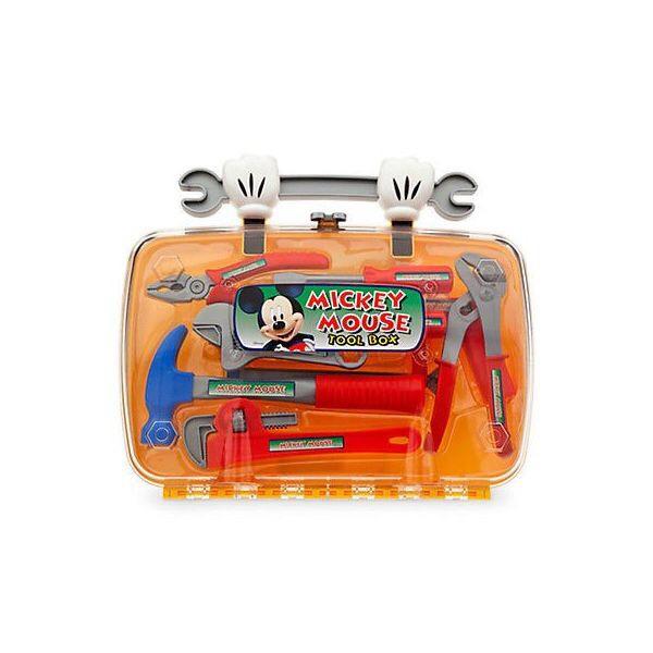 Disney ディズニー ミッキーマウス ツールボックス 大工道具 プレイセット