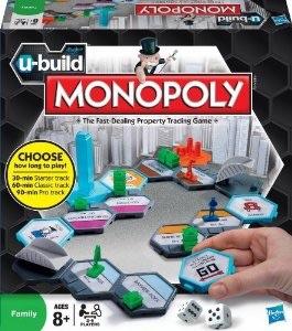 u-build MONOPOLY モノポリー
