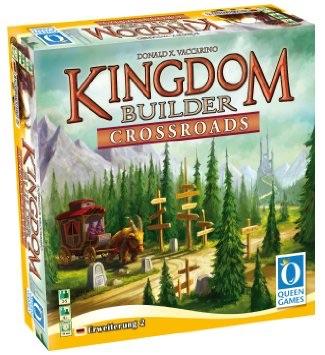 Kingdom Builder  Crossroads (拡張版)