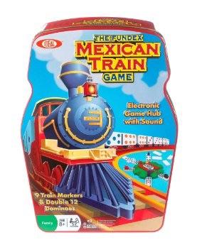 日本未入荷 Mexican 缶ケース入り Train(メキシカントレイン) Mexican ダブル12ドミノ 缶ケース入り, ここち屋:0320f1ee --- canoncity.azurewebsites.net