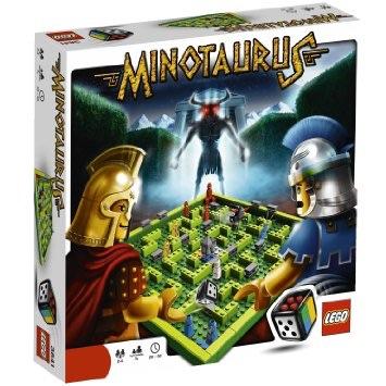 LEGO - Minotaurus Game - 3841 レゴ ミノトラス ボードゲーム(英語版)